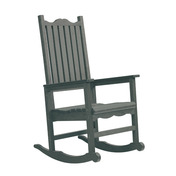 Porch Rocker : Slate Grey