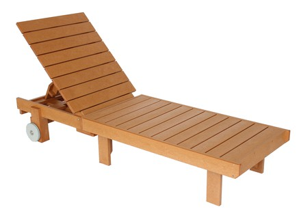 Chaise lounge cedar cr plastic products us for Cedar chaise lounge