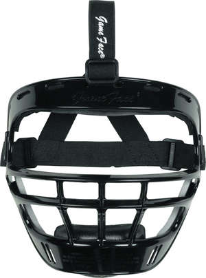 Game Face Sports Safety Mask Black - Large picture