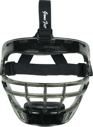 Game Face Sports Safety Mask Smoke - Large picture